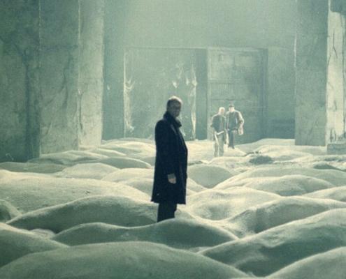 """""""Stalker"""" (1979), scena tratta dal film, di Andrej Tarkovskij"""