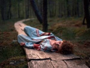 Donna cadavere